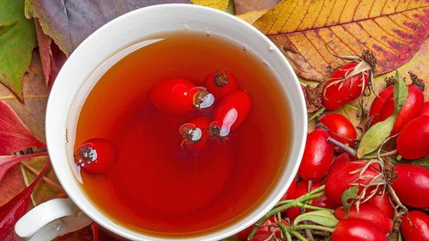 Чай из шиповника Фото: Medisyskart.com