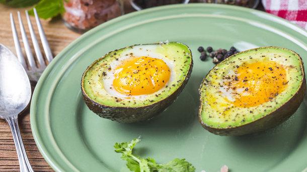 Що приготувати з авокадо на сніданок   Сьогодні