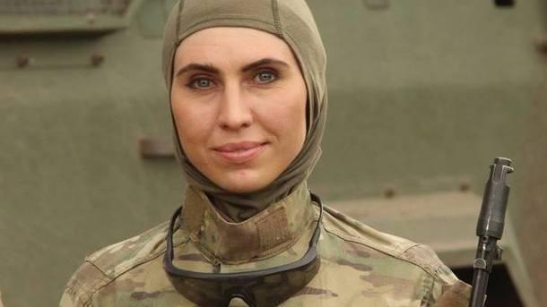 Амина Окуева. Фото: соцсети