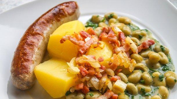 Не ешьте сосиски на завтрак. Фото: pixabay.com