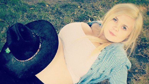 23-летняя Шеридан Ларкман. Фото: instagram.com/simply_sweet_alaska_kaliese/?hl=uk
