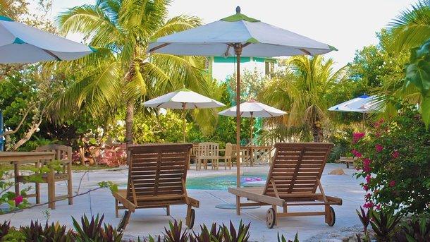 На Багамах відкрили готель для огрядних т
