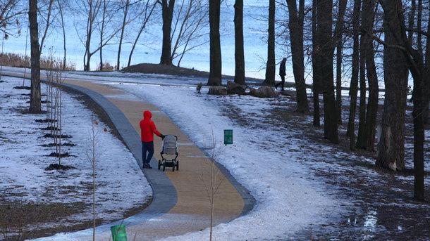 Синоптики не обещают будущей зимой длительных морозов