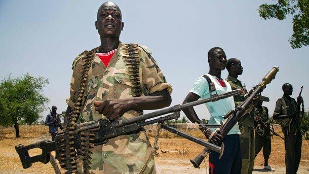 В Конго напали на миротворцев. Фото: AFP