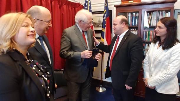 Фото: facebook.com/ukr.embassy.usa
