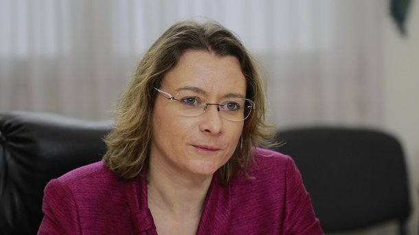 Изабель Дюмон. Фото: volyn.com.ua
