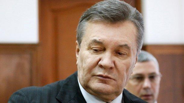 Виктор Янукович. Фото: архив