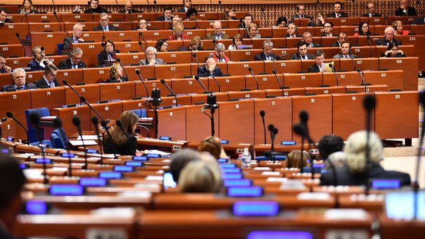 Москва задолжала Совету Европы 22,3 млн евро. Фото: Getty