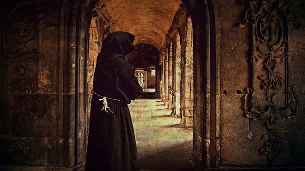 Монаха застукали. Фото: pixabay