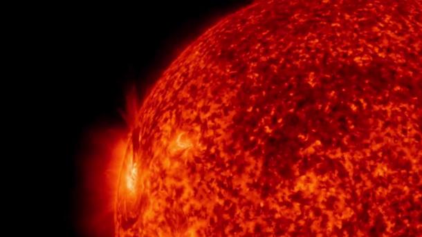Сонце. Фото: NASA
