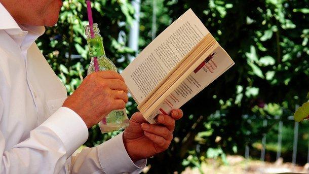 Книги читати корисно. Фото: pixabay