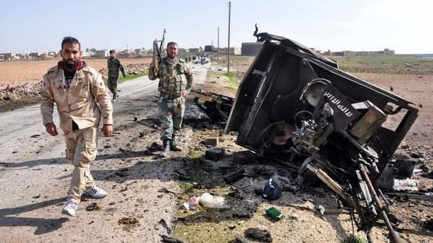 Росіяни були знищені в Сирії, МЗС РФ зробив заяву   СЬОГОДНІ
