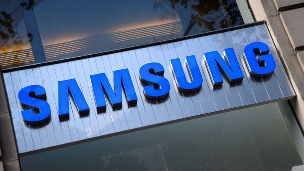 Samsung створює нові технології. Фо