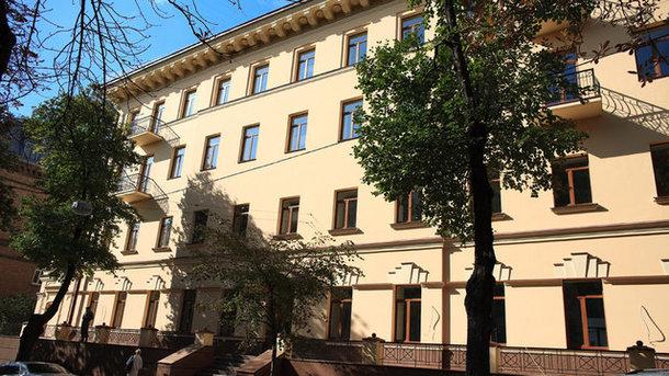 Здание на Костельной. Фото: nhps.com.ua