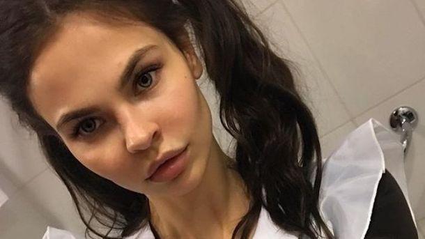 Анастасия Вашукевич Голая