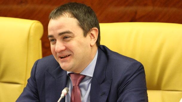 Андрей Павелко. Фото ФФУ