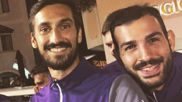 Давиде Астори и Риккардо Сапонара. Фото Instagram