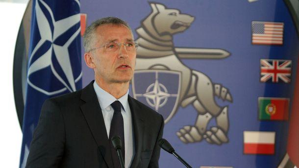 Йенс Столтенберг, фото AFP