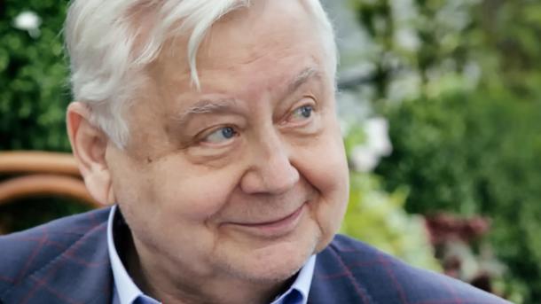 Олег Табаков. Фото: peoples.ru
