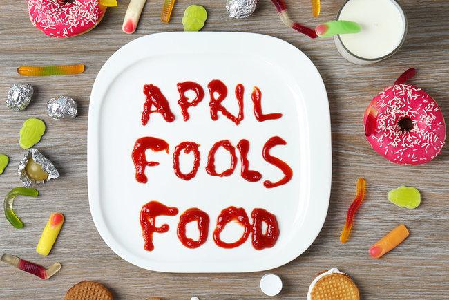 Блюда на 1 апреля