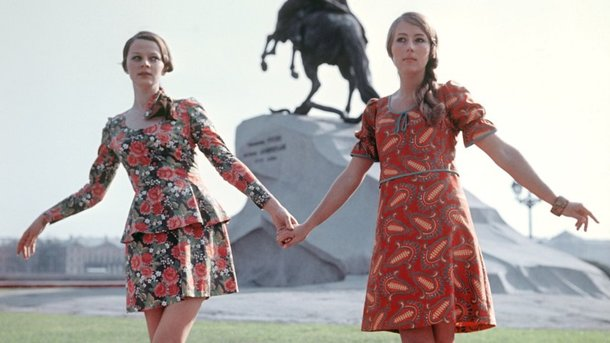 3f5e24c27890811 Мода СССР: как одевались в 20 веке, кем были фарцовщики | СЕГОДНЯ