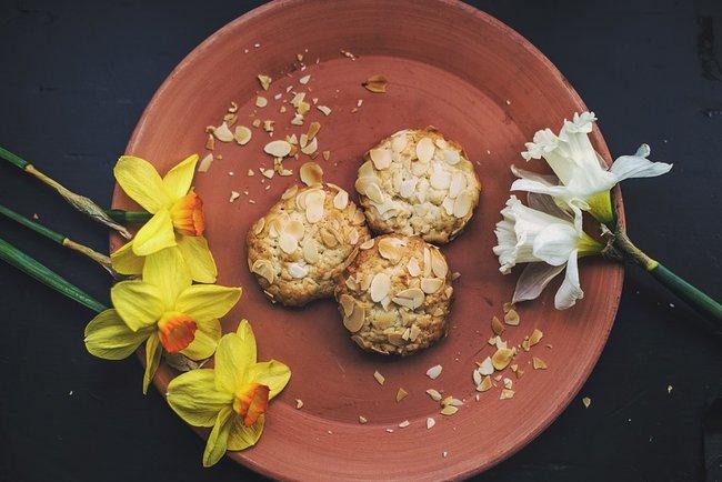 Миндальное печенье Фото: Pixabay.com