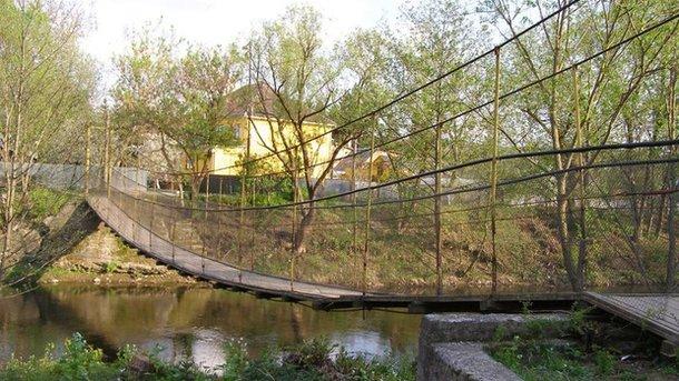 Река Иршавка бывает очень мирной. Фото: irshava-news.com