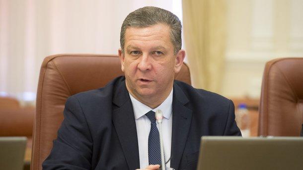Андрей Рева. Фото: kmu.gov.ua