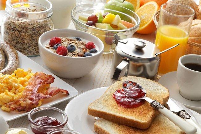Снідайте правильно. Фото: pixabay