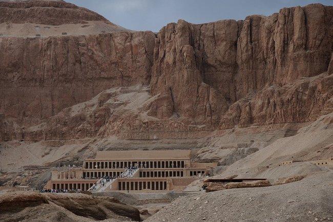 Египетский храм. Фото: pixabay