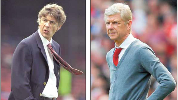 """1996 год: капитан Адамс переспросил """"Арсен кто?"""". 2018 год: 17 трофеев за 22 года в """"Арсенале"""""""