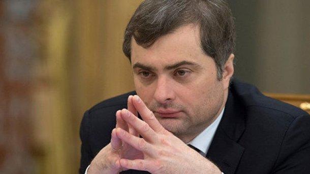 Владислав Сурков. Фото: rus.err.ee
