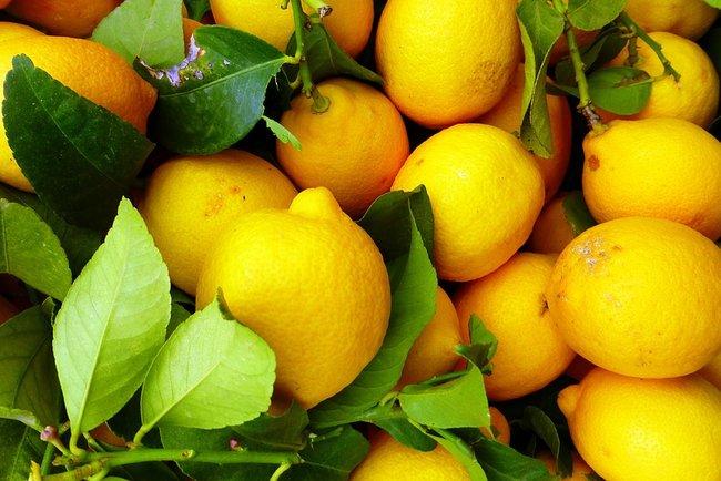 Лимоны. Фото: pixabay