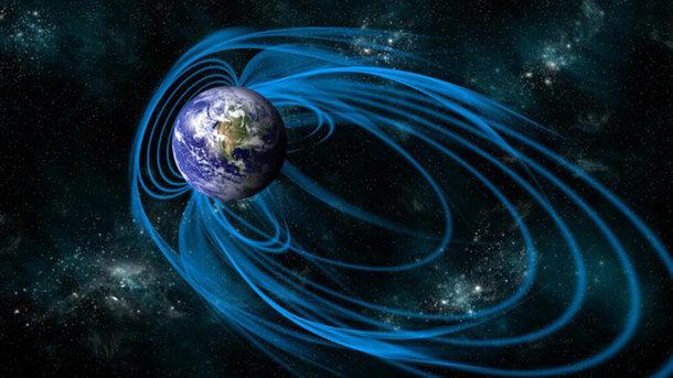 Магнитное поле. Фото из открытых источников
