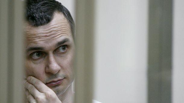 Олег Сенцов. Фото: AFP