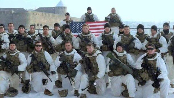 Военные США. Фото: соцсети