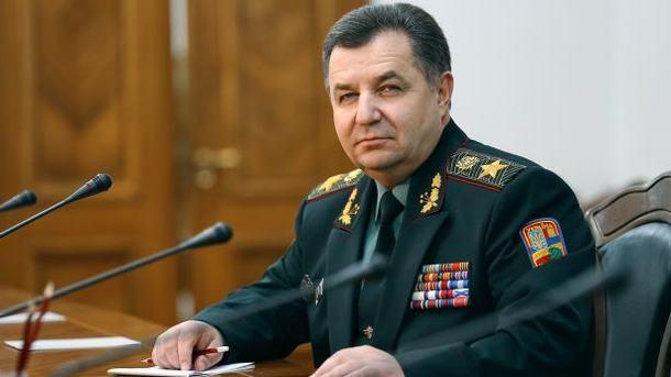 Степан Полторак. Фото: facebook.com/generalpoltorak