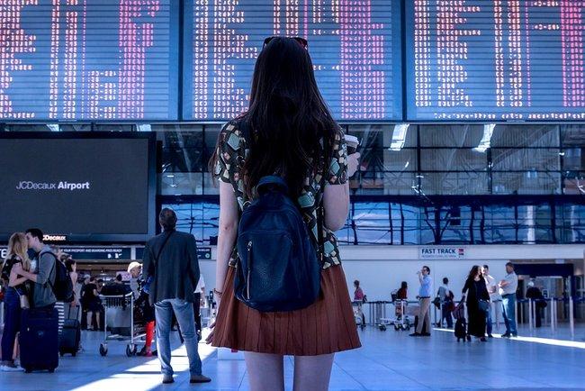 Евреи отказались садиться с женщинами в самолет. Фото: pixabay