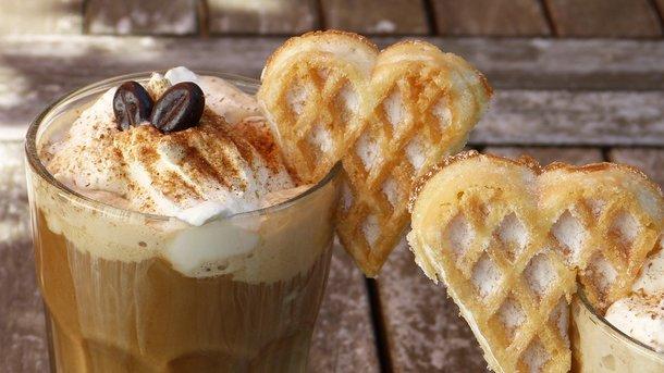 Холодный кофе с мороженым Фото: pixabay.com