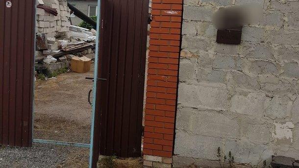 Женщина сообщила о заминировании магазина. Фото: kv.npu.gov.ua