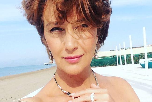 Снежана Егорова. Фото: instagram.com/snezha_egorova