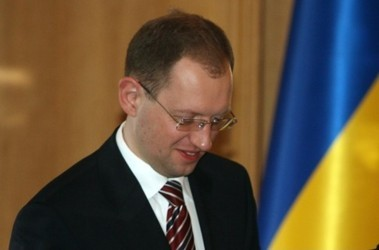 """Арсений Яценюк, фото """"Сегодня"""""""