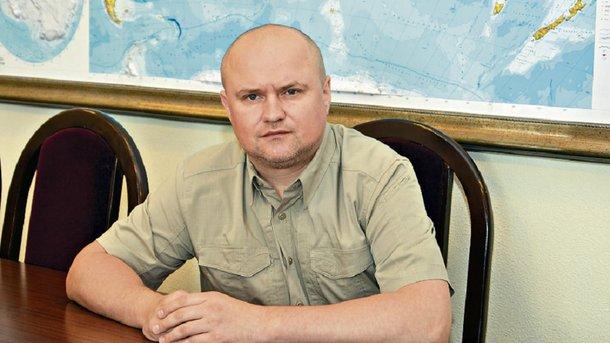 Павел Демчина. Фото: пресс-центр СБУ