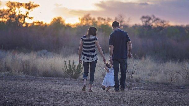 Любите своих детей. Фото: pixabay