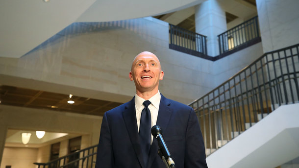 Картер Пейдж. Фото: AFP