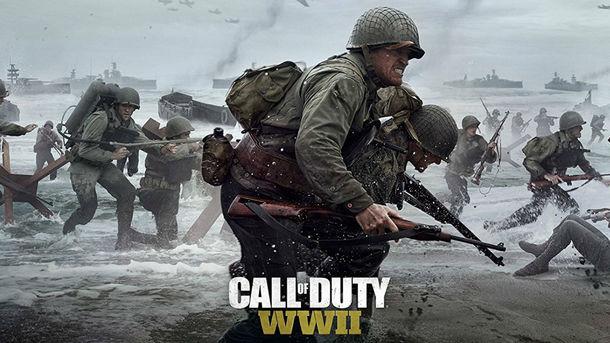 Парень играет не хуже профессионалов. Фото: скриншот из игры Call of Duty: WWII