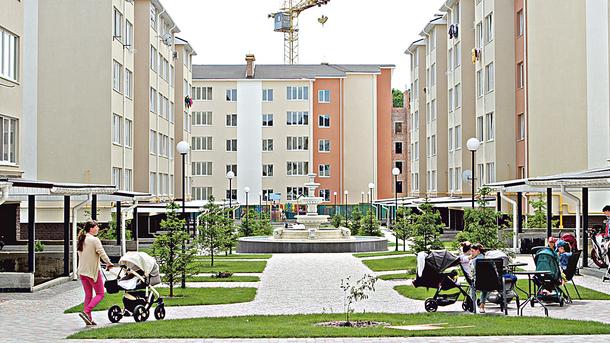 Ожидания. Арендные дома должны предлагать жилье по ценам на 30—40% ниже рыночных