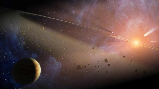 На краю Солнечной системы зафиксирована невидимая стена. Фото: usembassy.gov