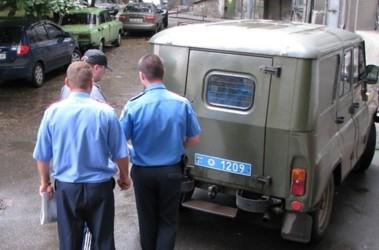 Полтавец после суда, фото О.Якушко