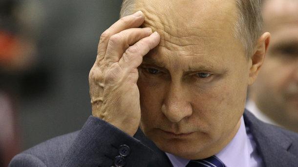 Владимир Путин. Фото: GettyImages